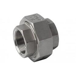 Clutch 3 piece stainless steel Bi-Bi conical