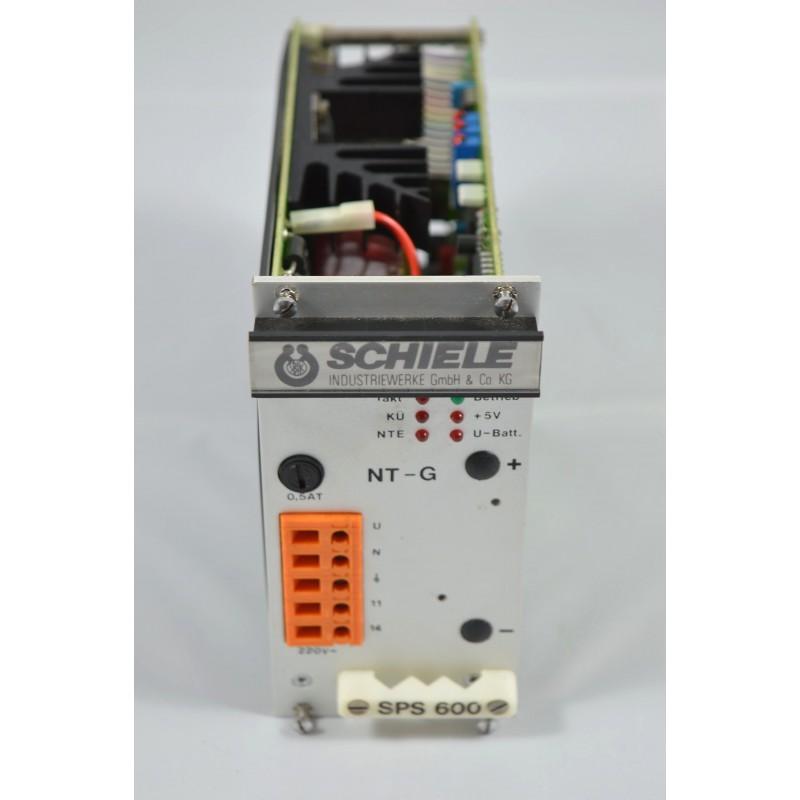 Schiele SPS 600 power supply card - 2.408.101.00