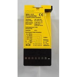 Niveauregelaar MS91-12-R/230VAC