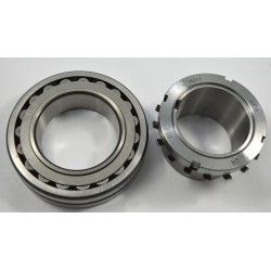 Pozzi EOP set of bearing and clamping bush 75 mm.