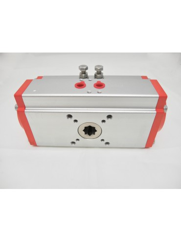 XY Electron, double acting actuator