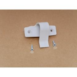 Hanger bracket grey for Hanning switch